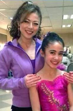 武田久美子の娘ソフィアの大学は?飛び級したスケーター?可愛い顔写真も!