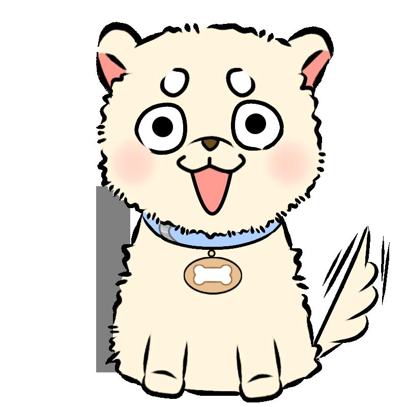 キングダムファン犬