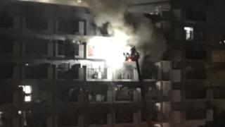 天王寺駅火事の現場動画や画像!原因理由はなぜで火災場所はどこ?